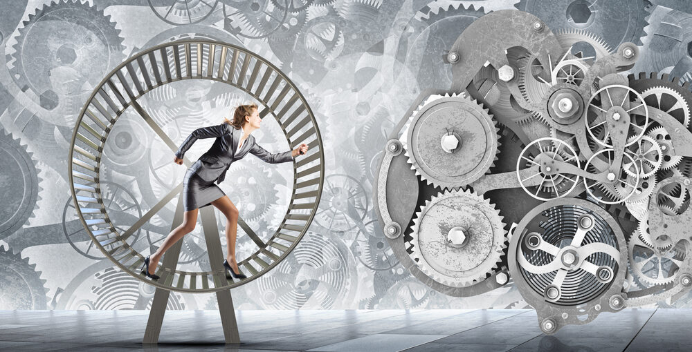Doing Too Much - How to Get Off the Hamster Wheel of Busyness